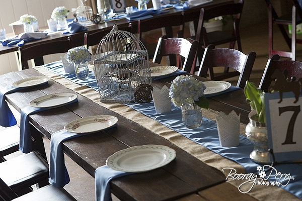 Barrington Hill Wedding
