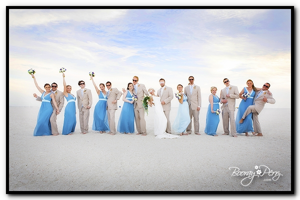 Bilmar Beach Resort Wedding 8