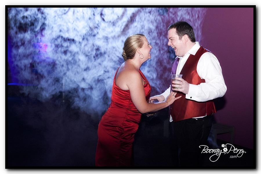 Florida Aquarium wedding 22