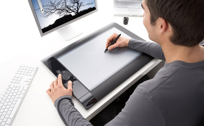 retouch tablet