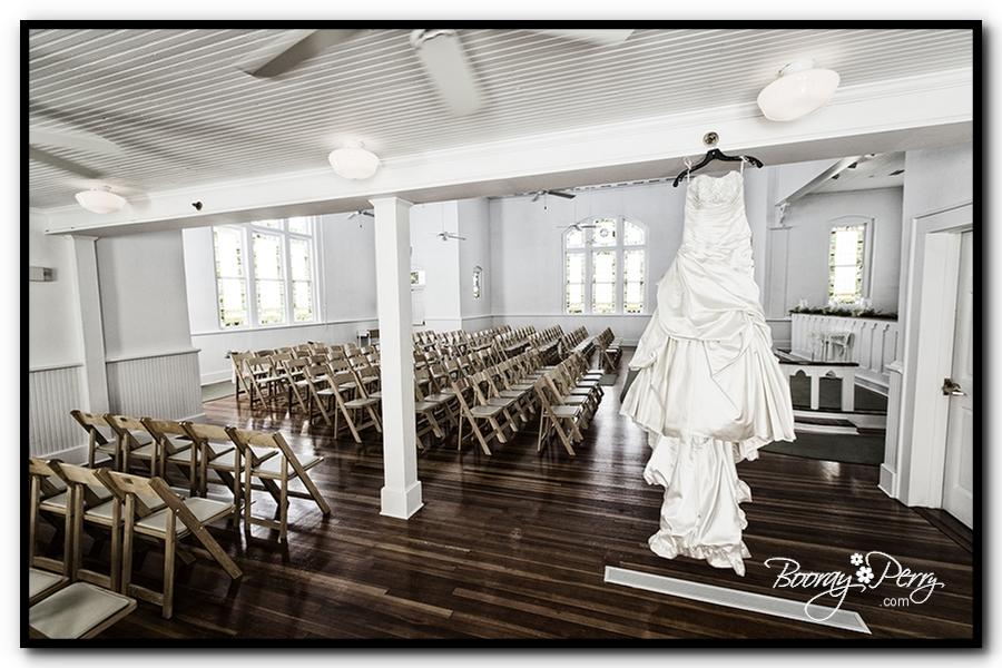 Palm Harbor White Chapel Wedding