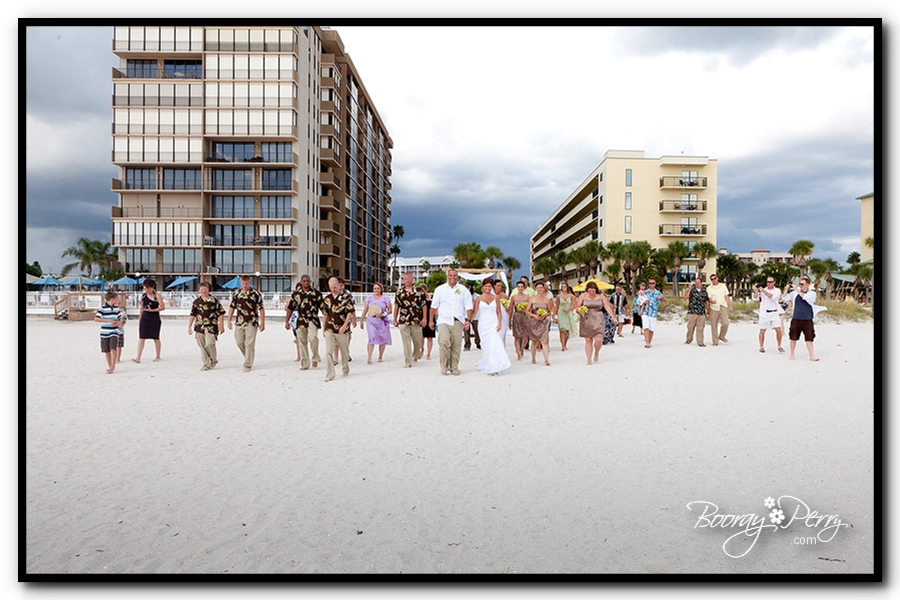 Sirata Resort Wedding St. Petersburg 13