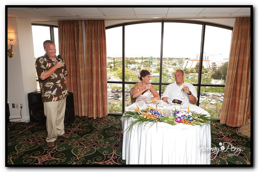 Sirata Resort Wedding St. Petersburg 16