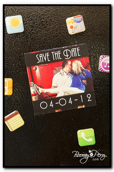 Save the date magnet2