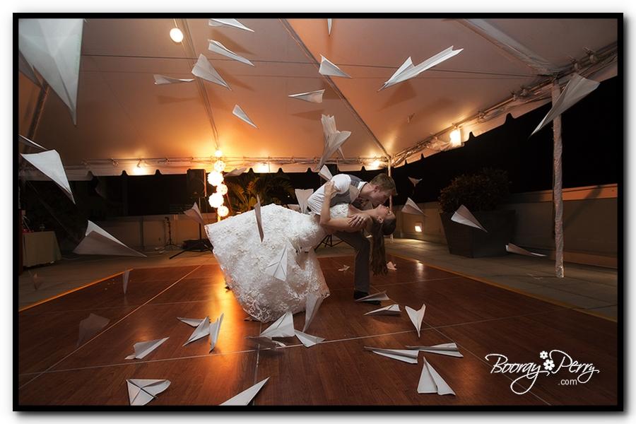 Wedding Paper Airplanes
