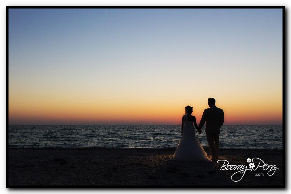 Wedding Sand Key Park