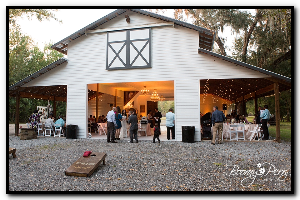 White Barn Wedding 004